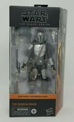 Star Wars Black Series Beskar Mandalorian Hasbro 6 inch Figure IN HAND $45.97