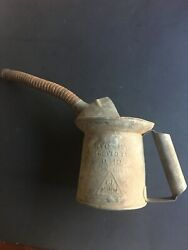 VINTAGE OIL FILL CAN $10.99