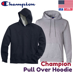Champion Hoodie Eco Fleece Pullover Sweatshirt S700 S0889 S2467 GF89H $44.95