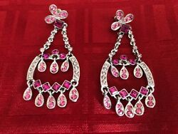 givenchy chandelier earrings $13.50