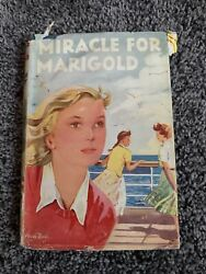 Miracle for Marigold Christine Courtney 1968 $15.00