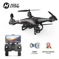 Holy Stone HS110G FPV Drone with HD Camera 1080P Selfie Quadcopter GPS Follow Me $85.00