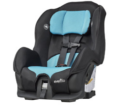 Evenflo Tribute LX Convertible Car Seat 2 in 1 Neptune Blue $84.00