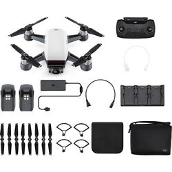 DJI SPARK Fly More Drone Combo Alpine White CP.PT.000899 $399.00