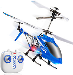 Remote Control Helicopter w Altitude Hold Indoor RC Helicopter for Adults Flyin $44.75