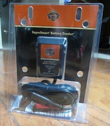 OEM HARLEY DAVIDSON TENDER NEW IN PACKAGE. KEEP YOUR BIKE CHARGED. $31.99