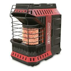 Mr. Heater Buddy FLEX Portable Radiant Heater Runtime: 2 3.5 hrs. $135.86