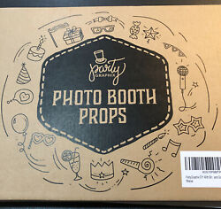 40th Birthday Photo Booth Props with Sticks. NEW $14.99