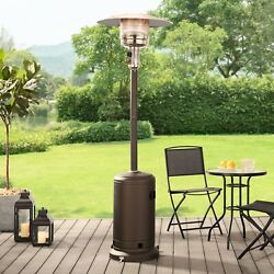 Mainstays Large Outdoor Patio Heater Powder Coat Brown MS3710600301 $175.00