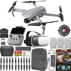 DJI Mavic Air 2 Drone Quadcopter Fly More Combo Renewed with Remote Bundle $879.00