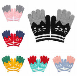 Winter Warm Magic Mittens Imitation Cashmere Kids Baby Gloves Cute Baby Gloves C $5.08