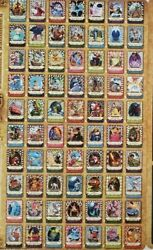 DISNEY SORCERERS OF THE MAGIC KINGDOM.PICK YOUR CARD BUILD YOUR SET TOKEN MAPS $2.99
