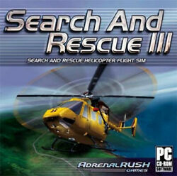 SEARCH and RESCUE 3 PC Helicopter Flight Sim Win XP Vista 7 8 10 Brand New $5.90