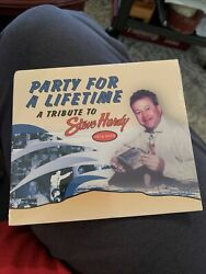 Party For A Lifetime A Tribute To Steve Hardy 1974 2019 CD OOP Hard To Find $50.00