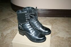 Taos Crave Black Women#x27;s Leather Boots NEW 9 9.5 40 $175.00