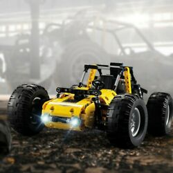 Wireless High Simulation Vehicle Kids Toy Remote Control Building Blocks RC Car $55.09
