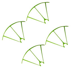 MagiDeal RC Blade Propeller Guard Cover for X5HW X5HC SYMA Quadcopter Green $6.12