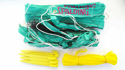 Spalding Volleyball Replacement NET 19.6 feet x 28 inch 4A 468 00 $11.89