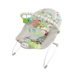 Bright Starts Vibrating Bouncer Seat with Melodies Happy Safari $53.12