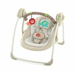 Electric Rocker Baby Swing Infant Portable Cradle Bouncer Seat Sway Chair Home $88.89
