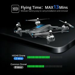 Holy Stone HS240 4K Drone HD Camera Profesional Foldable RC Quadrocopter Dron $69.99