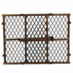 Evenflo 2026900 Position and Lock Farmhouse Pressure Mount Gate Dark Wood $13.90