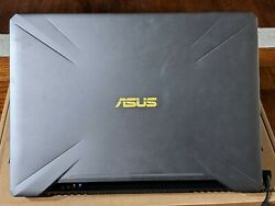 Asus Gaming Laptop GTX 1660ti Ryzen 7 3750 16 GB Ram256GB SSD1TB HDD TUF505 $999.00