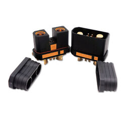 QS10 180 240A RC Connector Set Male And Female TRAXXAS ARRMA REDCAT HSP LOSI $16.99