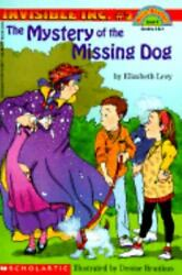 The Mystery of the Missing Dog Invisible Inc. No. 2: Hello Reader Level 4... $5.33