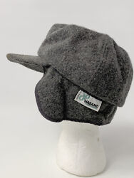 Vintage Haband Wool Baseball Cap with folding ear and neck cover Sz Large $19.99