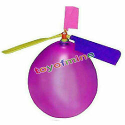 Classic Balloon Aircraft Helicopter For Kids Party Bag Filler Toy Gift $5.65