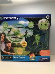 Discovery My First Drone Stunt Zip 360 Degree Small Drone Great Starter For Kids $54.99