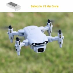 V9 Dedicated Battery Mini Camera Drone Helicopter Toy Battery Only Sell Battery $10.59