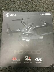 Holy Stone HS700D RC Drone GPS With 4K 5G HD Camera FPV RC Quadcopter Brushless $174.99