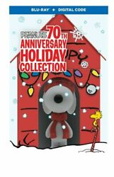 Peanuts 70th Anniversary HOLIDAY COLLECTION Bluray Limited Edition Charlie Brown $35.00