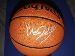 Yao Ming Autographed NBA Spalding Basketball. Authenticated by TRISTAR $220.00