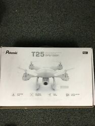 Potensic T25 Drone 1080P HD Camera RC Quadcopter FPV GPS Drones $119.99