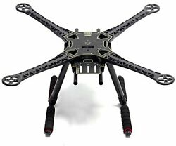 S500 Quadcopter Frame Stretch X FPV Drone Frame Kit PCB Version with Carbon Fib $69.53