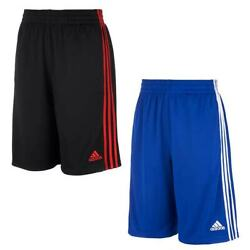 adidas Boys#x27; Youth Shorts 2 Pack BLACK BLUE Select Size: S XL $25.59