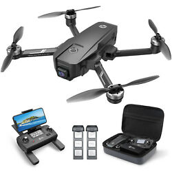 Holy Stone HS720E Foldable RC Drone with 4K EIS UHD Camera Quadcopter Brushless $269.99