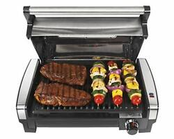 Beach Electric Indoor Searing Grill with Viewing Window and Removable Clean Easy $95.26