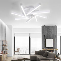 Modern Ceiling Lights LED Lamp Living Room Bedroom Deco Dimmable Remote Control $102.62