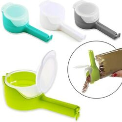 Kitchen Bag Clips for Food Storage Sealing Clips with Pour Spouts $4.99