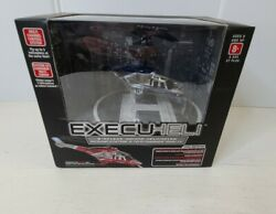 WIRELESS INDOOR HELICOPTER PROPEL RC EXECUHELI NEW in the box never opened $20.00