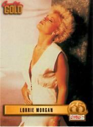 STERLING CMA COUNTRY GOLD LORRIE MORGAN #32 PROMO INSERT CHASE CARD 1993 RARE