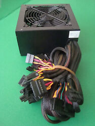 NEW 750W QUIET FAN PC Power Supply replace Rosewill DR 8500BTX 500W $49.69