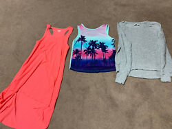 Lot Of Girls 10 12 Clothing $8.00