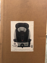 Evenflo Black Gray Chase Harnessed Booster Jameson Baby Safety Car Seat $109.99