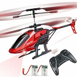 RC Helicopter VATOS Remote Control Helicopter for Kids Altitude Hold Hobby RC A $48.13