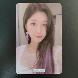 Dawon Official WJSN Cosmic Girls For The Summer Broadcast Photocard $14.99